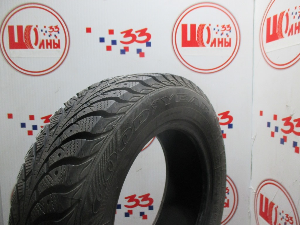 Б/У 175/70 R13 Зима Шипы  GOODYEAR Ultra Grip Extreme  Кат. 4