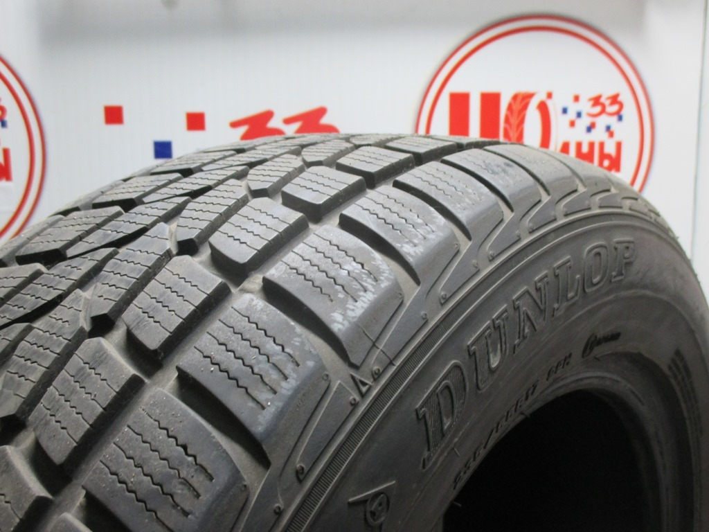 Б/У 235/55 R17 Зима DUNLOP SP Winter Sport 400 Кат. 2