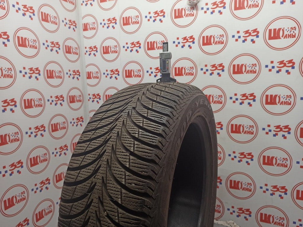 Б/У 215/55 R16 Зима GOODYEAR Ultra Grip Ice + Кат. 3