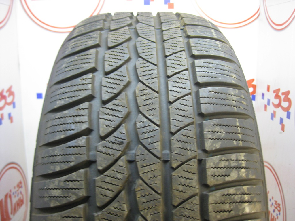 Б/У 255/55 R18 Зима CONTINENTAL 4*4 Winter Contact RSC Кат. 2