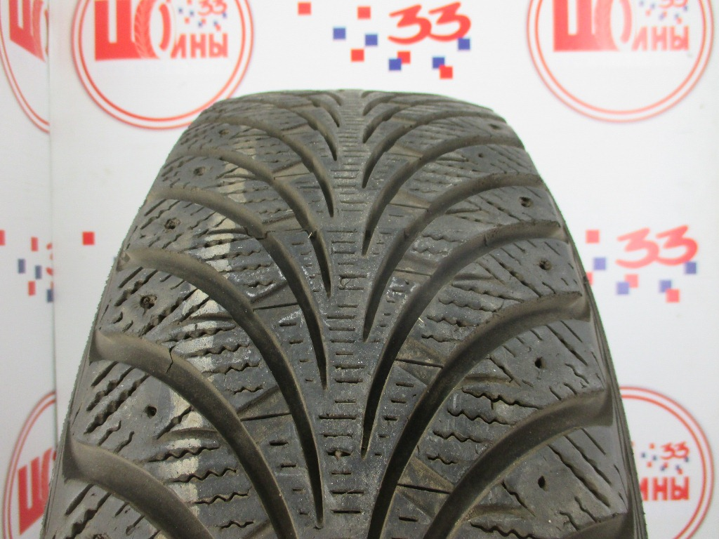 Б/У 195/65 R15 Зима Шипы  GOODYEAR Ultra Grip Extreme  Кат. 5