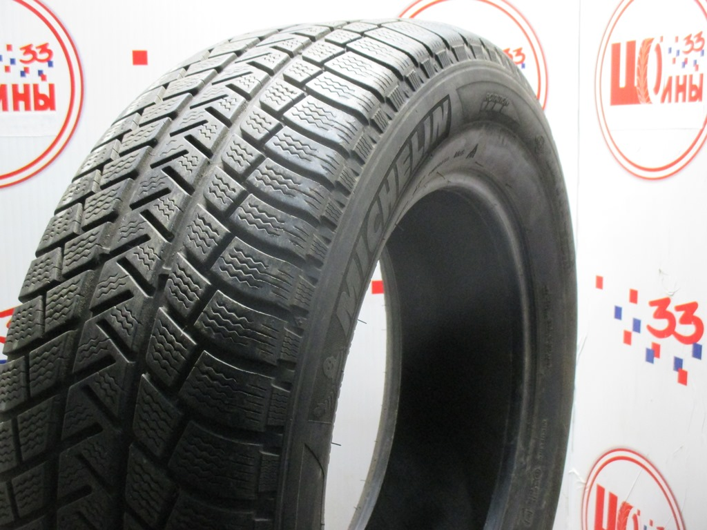 Б/У 255/60 R18 Зима MICHELIN Latitude Alpin Кат. 3