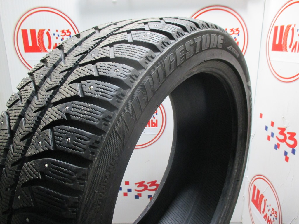 Б/У 275/40 R20 Зима Шипы  BRIDGESTONE IC-7000 Кат. 3