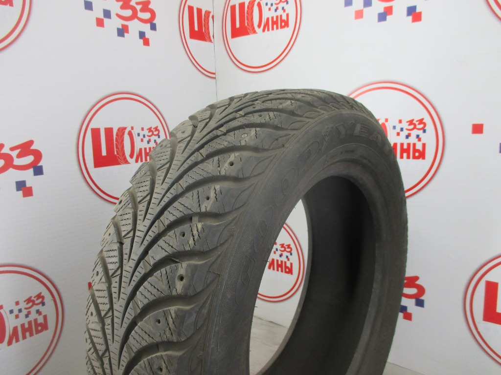 Б/У 185/65 R15 Зима Шипы  GOODYEAR Ultra Grip Extreme  Кат. 5