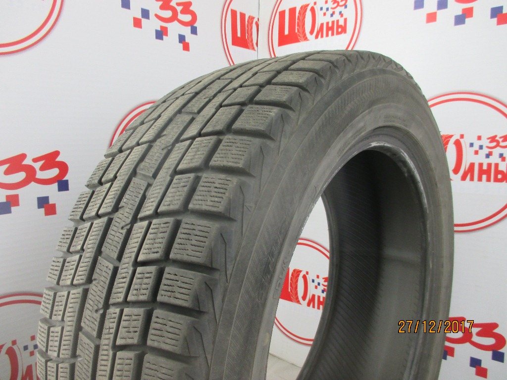 Б/У 215/55 R17 Зима YOKOHAMA Ice Guard IG-30 Кат. 5