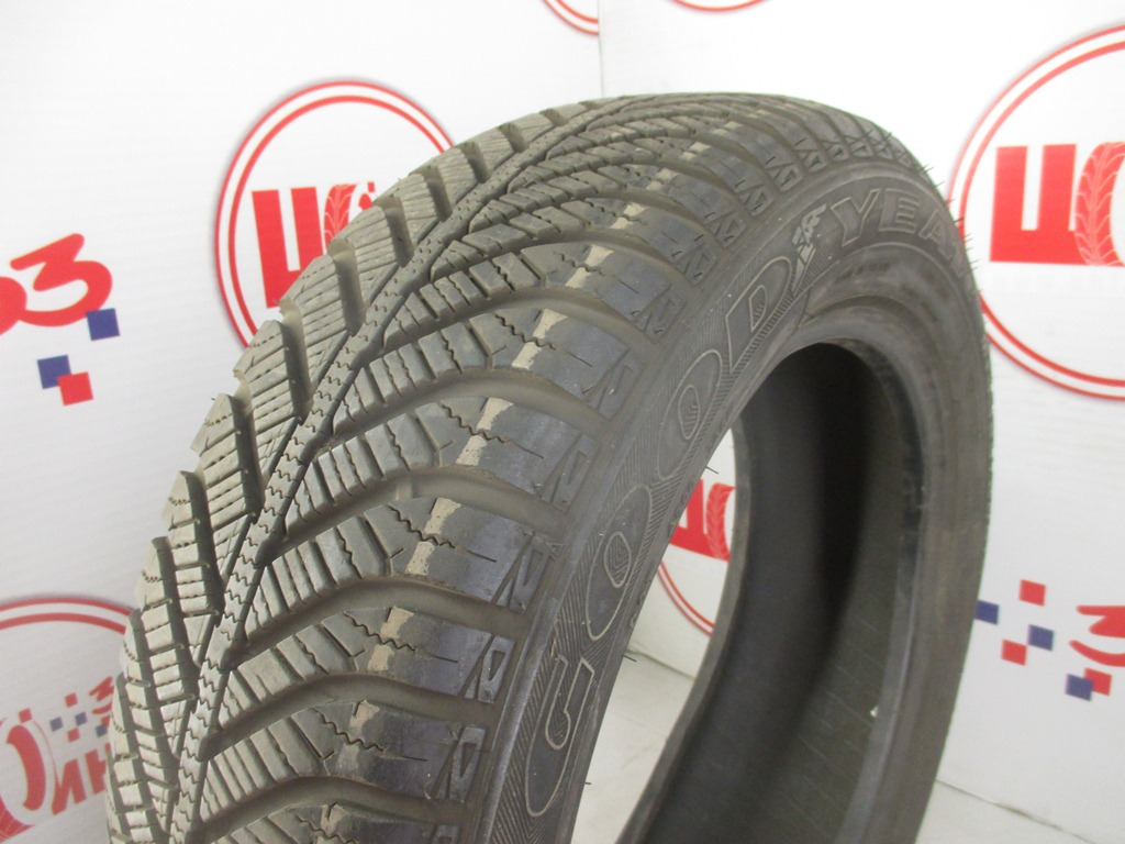 Б/У 185/60 R15 Зима GOODYEAR Vector 4 Seasons Кат. 2