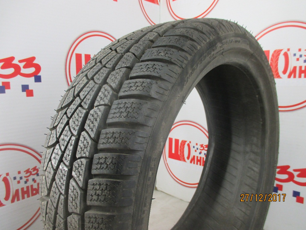 Б/У 205/40 R17 Зима PIRELLI Sottozero Winter-210 Кат. 3