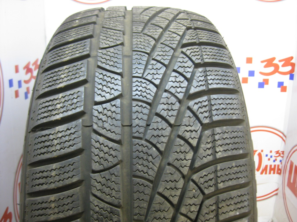 Б/У 255/45 R18 Зима PIRELLI Sottozero Winter-240 Кат. 2