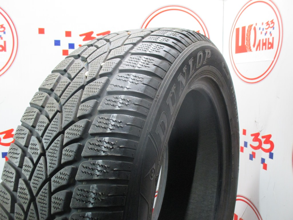 Б/У 235/55 R18 Зима DUNLOP SP Winter Sport 3-D Кат. 3