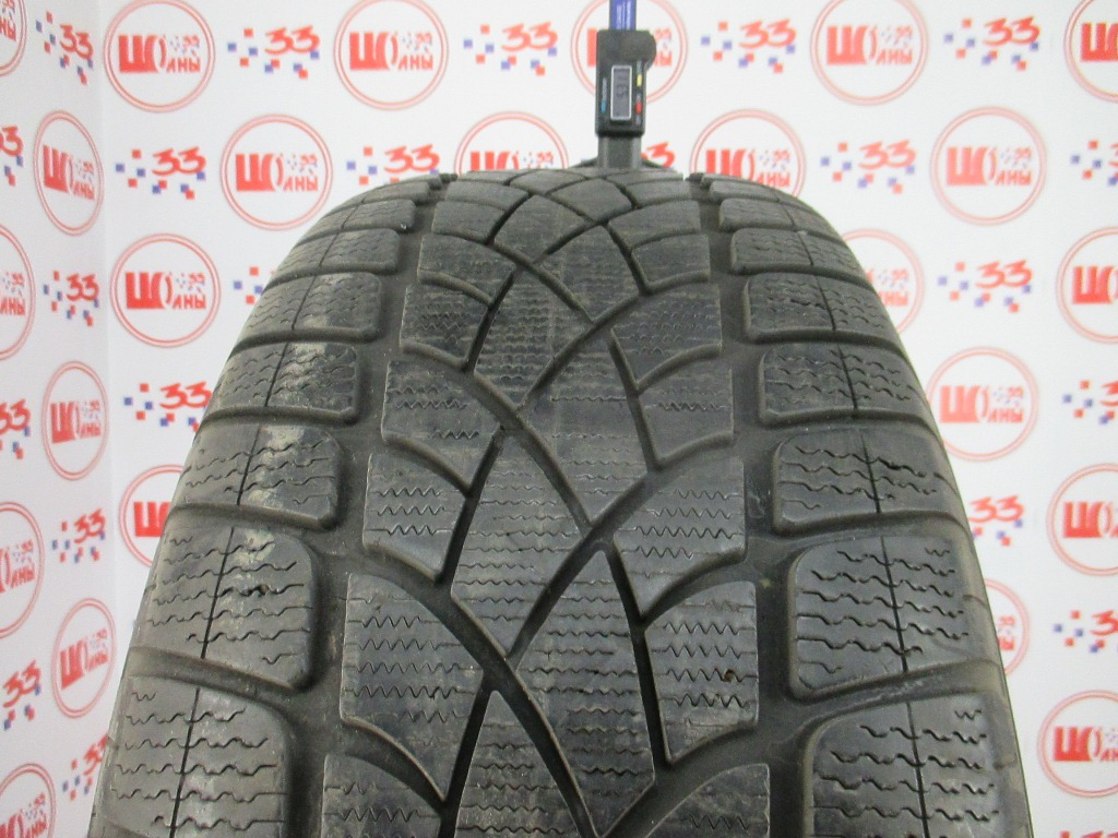 Б/У 255/60 R17 Зима DUNLOP SP Winter Sport 3-D Кат. 3