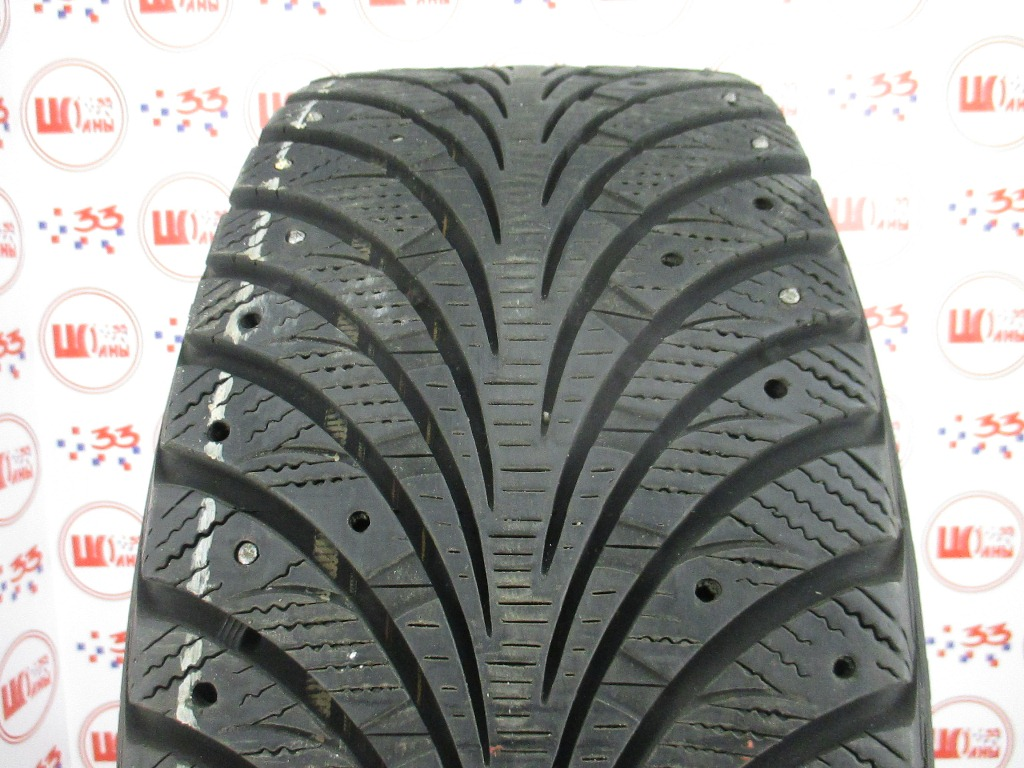 Б/У 225/45 R17 Зима Шипы  GOODYEAR Ultra Grip Extreme  Кат. 4