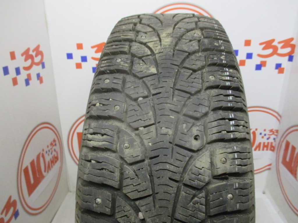 Б/У 195/65 R15 Зима Шипы  PIRELLI Winter Carving/Carving Edge Кат. 5