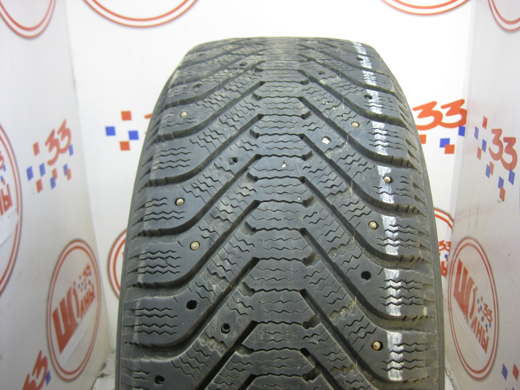 Б/У 245/65 R17 Зима Шипы  GOODYEAR Ultra Grip-500 Кат. 4