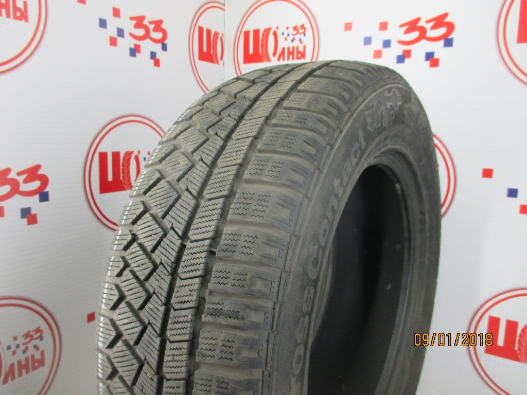 Б/У 235/65 R17 Зима CONTINENTAL C.Cross Contact Viking Кат. 5