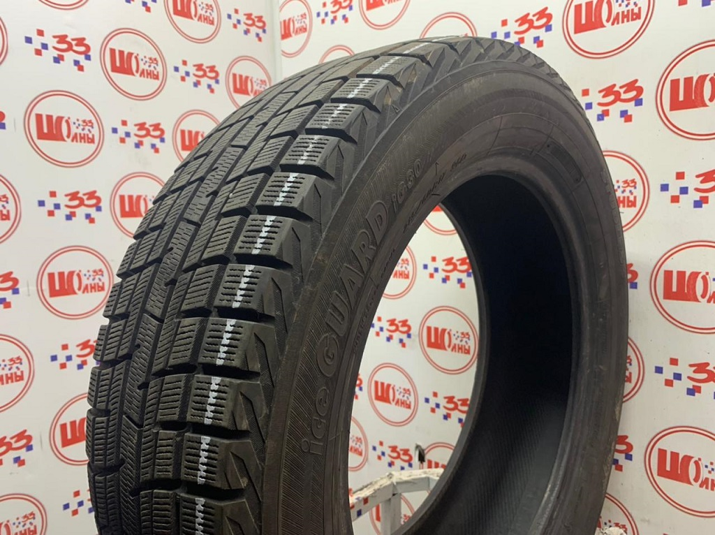 Б/У 215/55 R17 Зима YOKOHAMA Ice Guard IG-30 Кат. 3