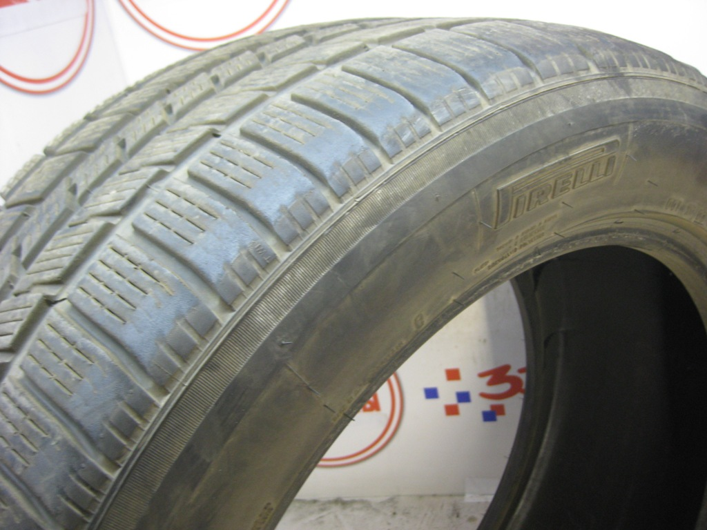 Б/У 295/45 R20 Зима PIRELLI Scorpion Ice & Snow Кат. 3