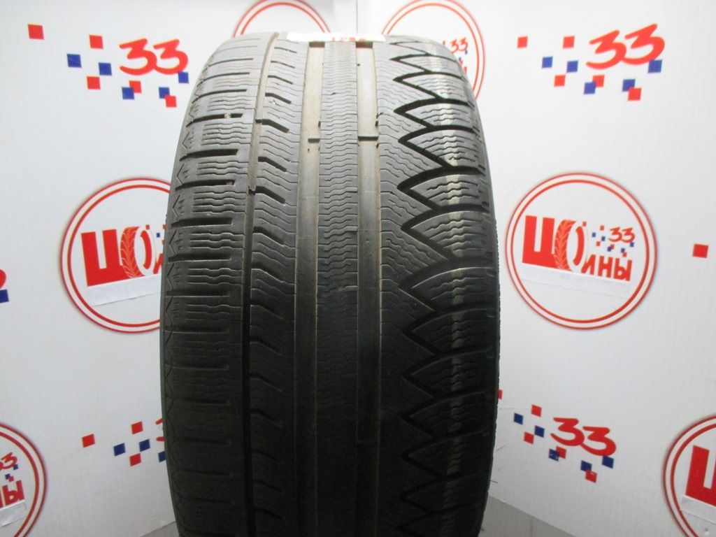 Б/У 255/40 R19 Зима MICHELIN Pilot Alpin PA-3 Кат. 3