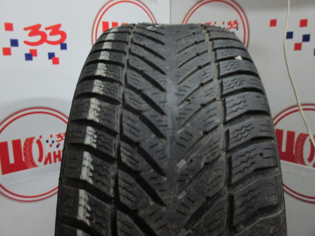 Б/У 235/60 R16 Зима GOODYEAR Eagle Ultra Grip GW-3 Кат. 4