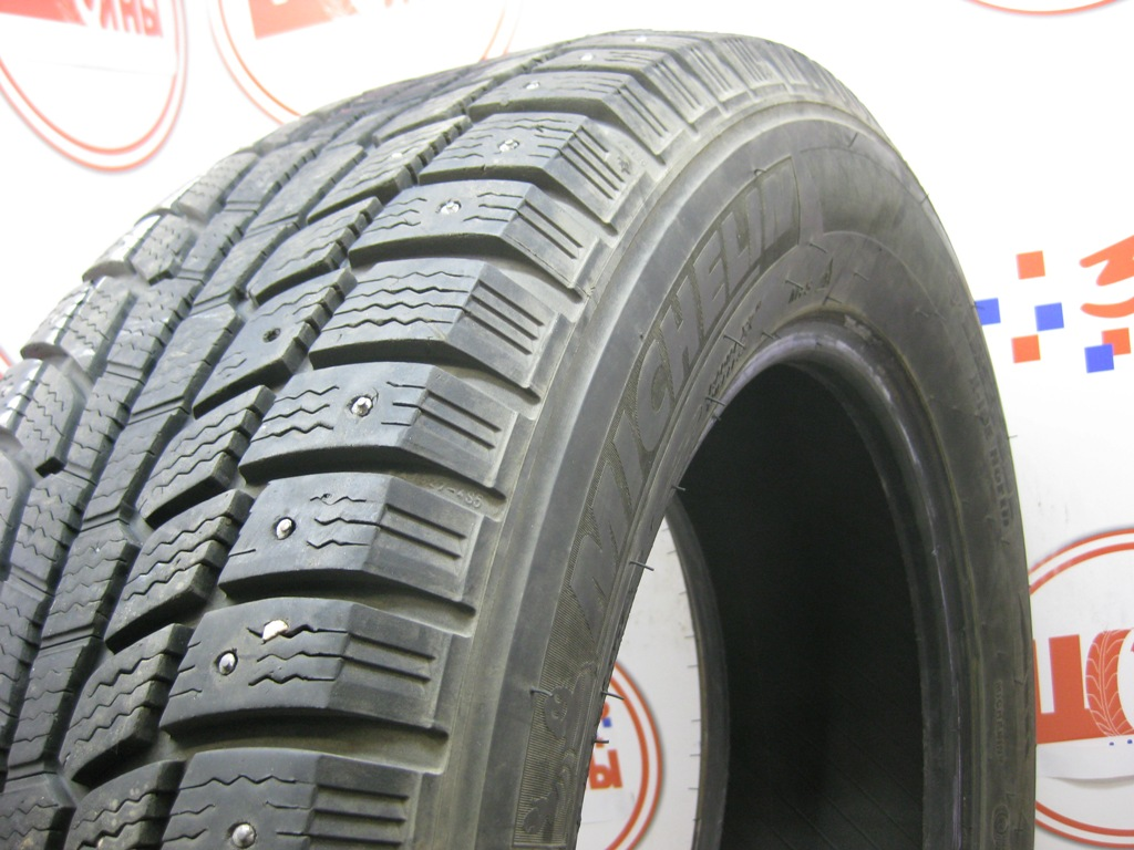 Б/У 225/65 R17 Зима Шипы  MICHELIN Latitude X-Ice North Кат. 3
