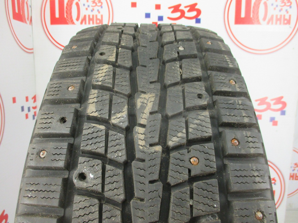 Б/У 255/55 R18 Зима Шипы  DUNLOP SP Winter Ice-01 Кат. 3