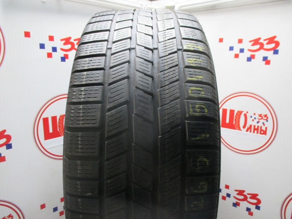 Б/У 265/50 R19 Зима PIRELLI Scorpion Ice & Snow Кат. 4