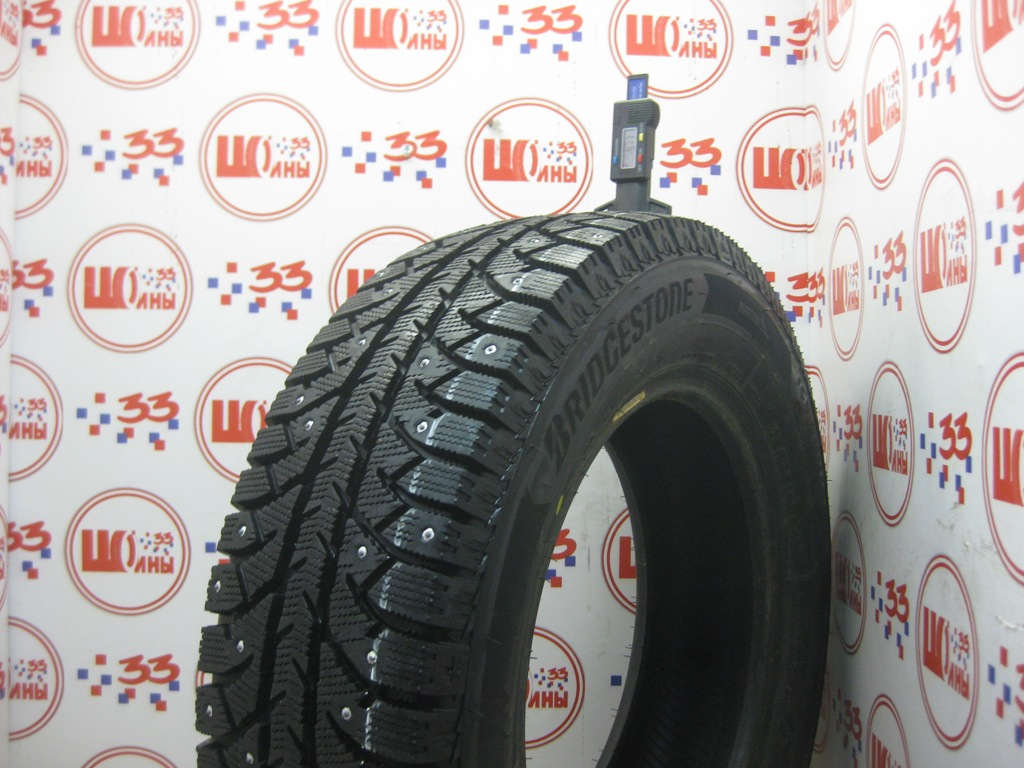 Б/У 175/70 R14 Зима Шипы  BRIDGESTONE IC-7000 Кат. 2