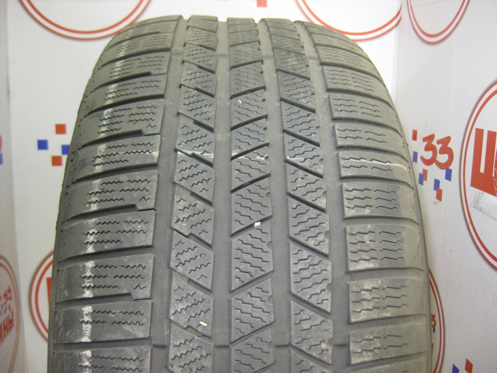 Б/У 275/40 R20 Зима CONTINENTAL C.Cross Contact Winter Кат. 4