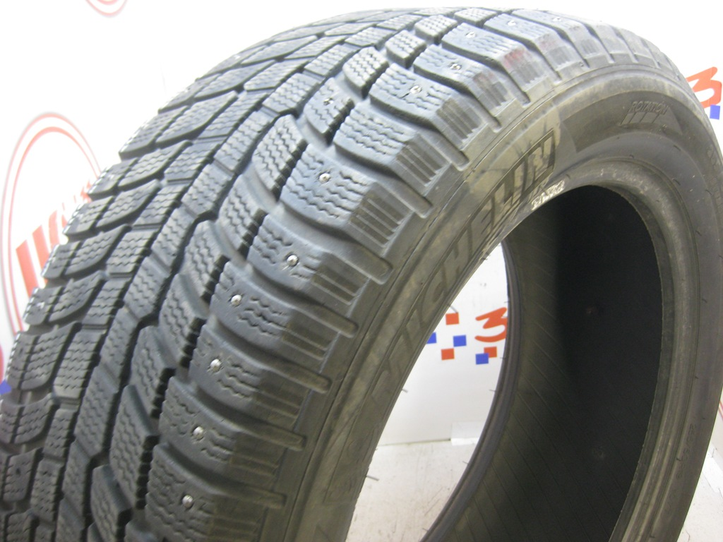 Б/У 255/50 R19 Зима Шипы  MICHELIN X-Ice North Кат. 2