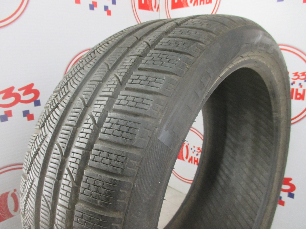 Б/У 255/40 R20 Зима PIRELLI Sottozero Winter-240 Кат. 4