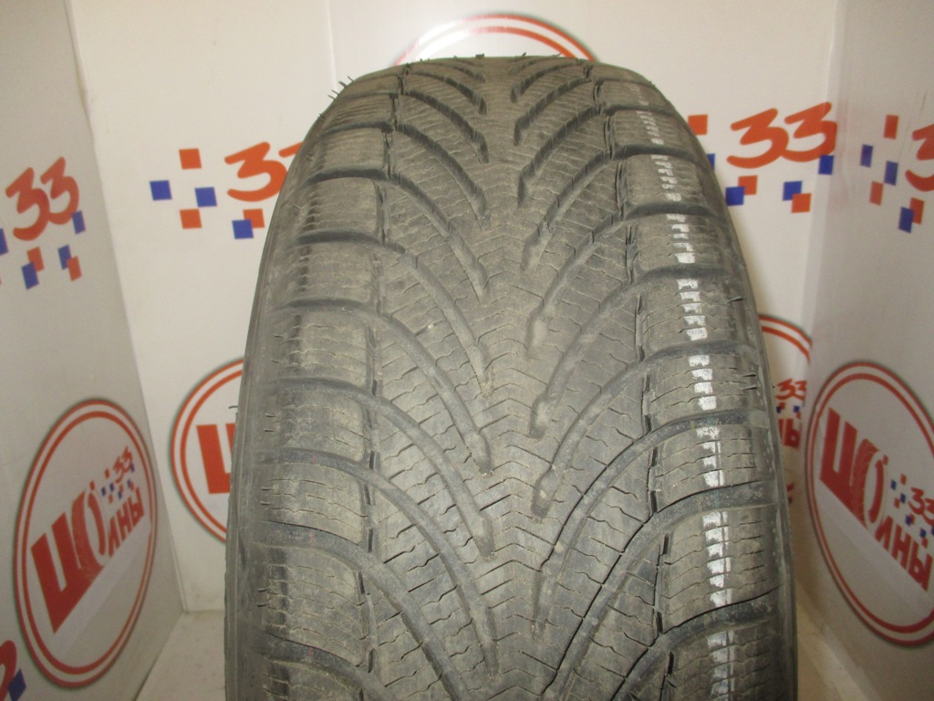 Б/У 205/55 R16 Зима BFGoodrich G-Force Winter Кат. 2