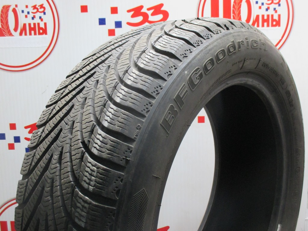 Б/У 205/55 R16 Зима BFGoodrich G-Force Winter Кат. 3