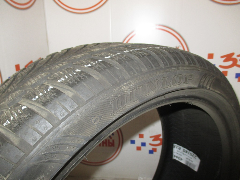 Б/У 225/40 R18 Зима DUNLOP SP Winter Sport 4-D Кат. 4