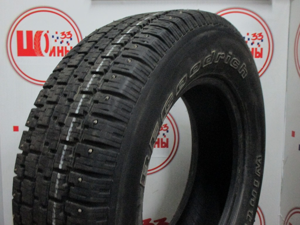 Б/У 225/70 R16 Зима BFGoodrich Winter Slalom KS-1 Кат. 3