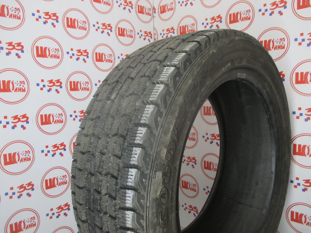Б/У 215/55 R17 Зима GOODYEAR Ultra Grip Ice Navi ZEA Кат. 3