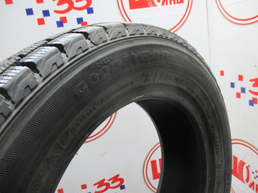 Б/У 175/65 R14 Зима GOODYEAR Ultra Grip Ice Navi ZEA Кат. 3