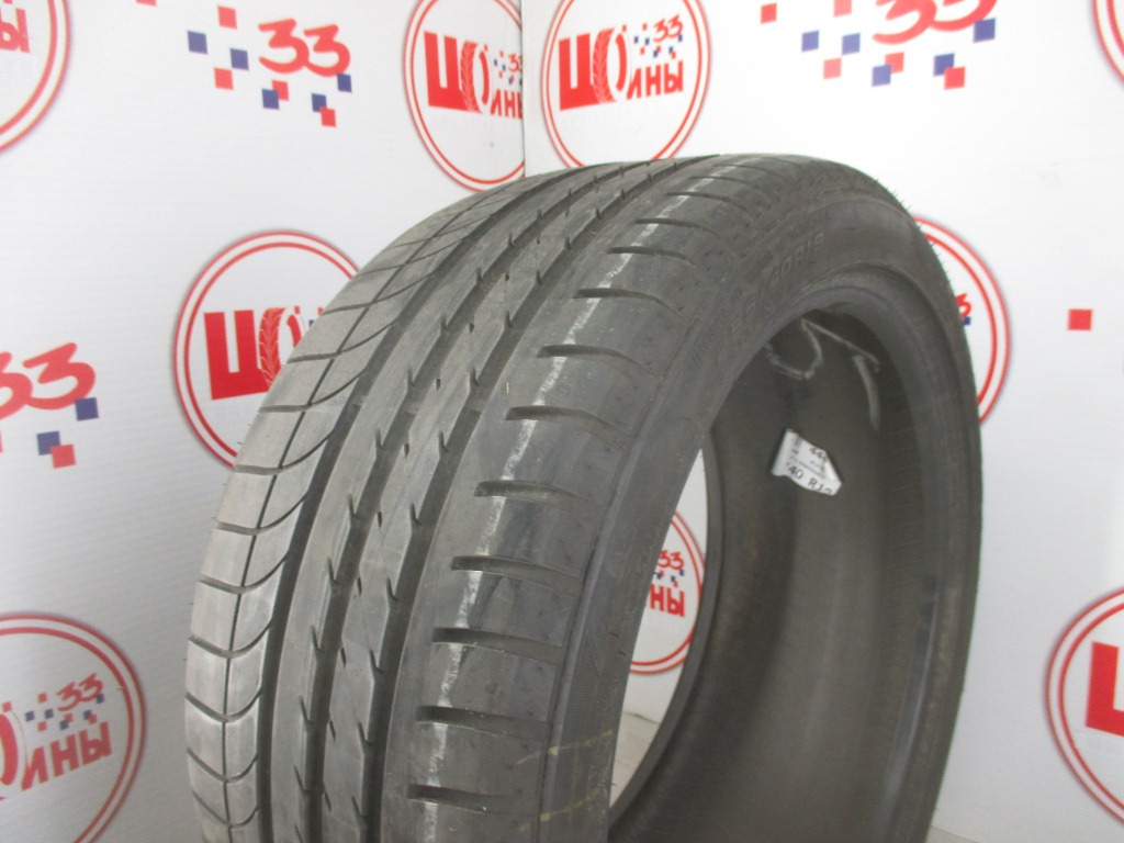 Б/У 255/40 R19 Лето GOODYEAR Eagle F-1 Asymmetric Кат. 3
