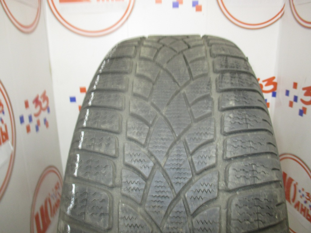 Б/У 225/60 R17 Зима DUNLOP SP Winter Sport 3-D RSC Кат. 3