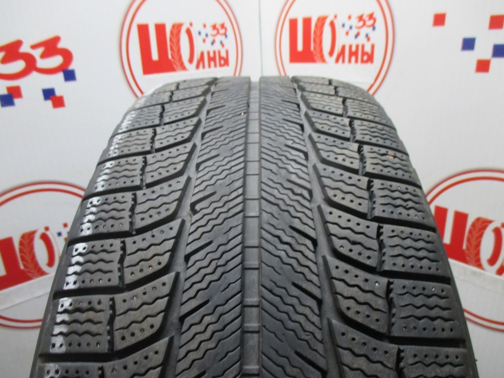 Б/У 235/60 R17 Зима MICHELIN Latitude X-ICE-2 Кат. 3