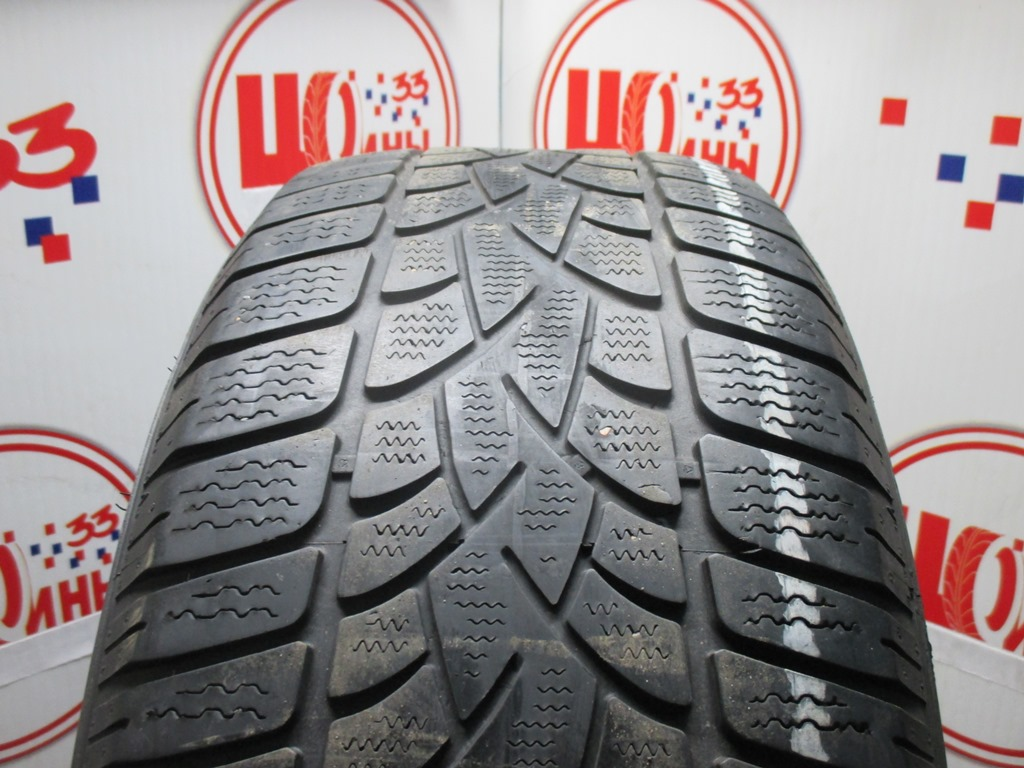 Б/У 235/60 R17 Зима DUNLOP SP Winter Sport 3-D Кат. 5