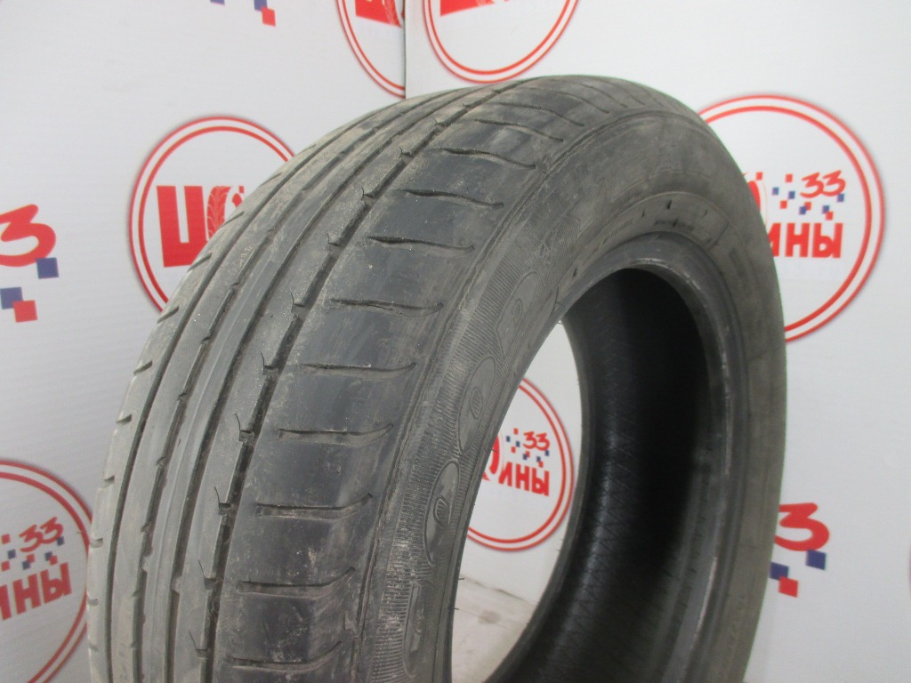 Б/У 195/65 R15 Лето GOODYEAR Efficient Grip Кат. 5