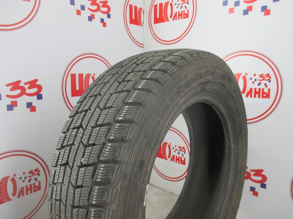 Б/У 185/65 R15 Зима GOODYEAR Ultra Grip ICE NAVI NH Кат. 3