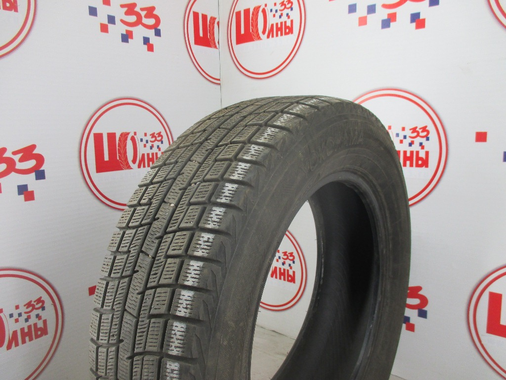 Б/У 185/65 R15 Зима YOKOHAMA Ice Guard IG-30 Кат. 4