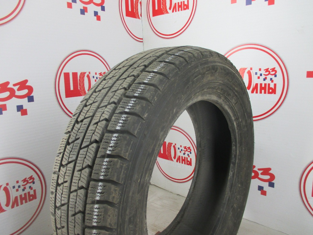 Б/У 185/65 R15 Зима GOODYEAR Ultra Grip Ice Navi ZEA-2 Кат. 3