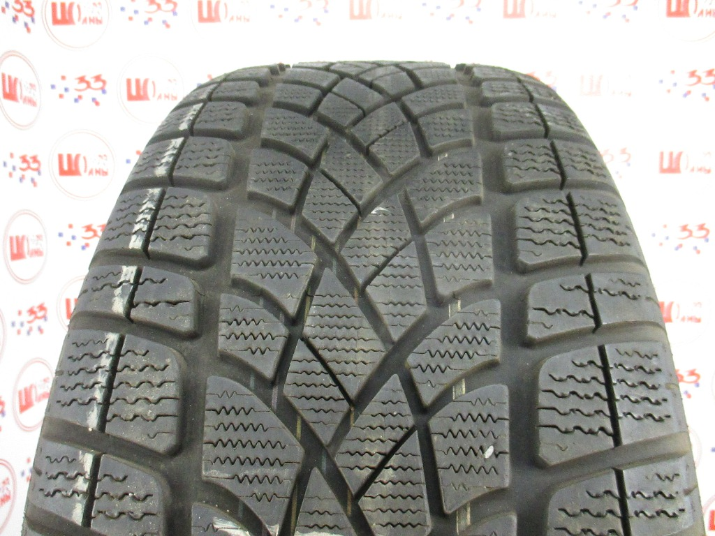 Б/У 265/50 R19 Зима DUNLOP SP Winter Sport 3-D Кат. 2