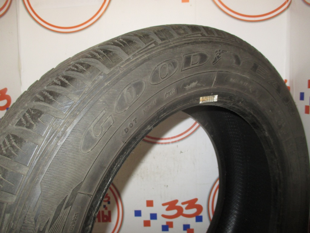 Б/У 205/60 R16 Зима GOODYEAR Ultra Grip-7 / 7+ Кат. 4
