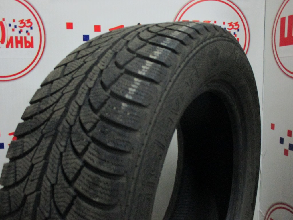 Б/У 225/55 R16 Зима GISLAVED Soft Frost-3 Кат. 2