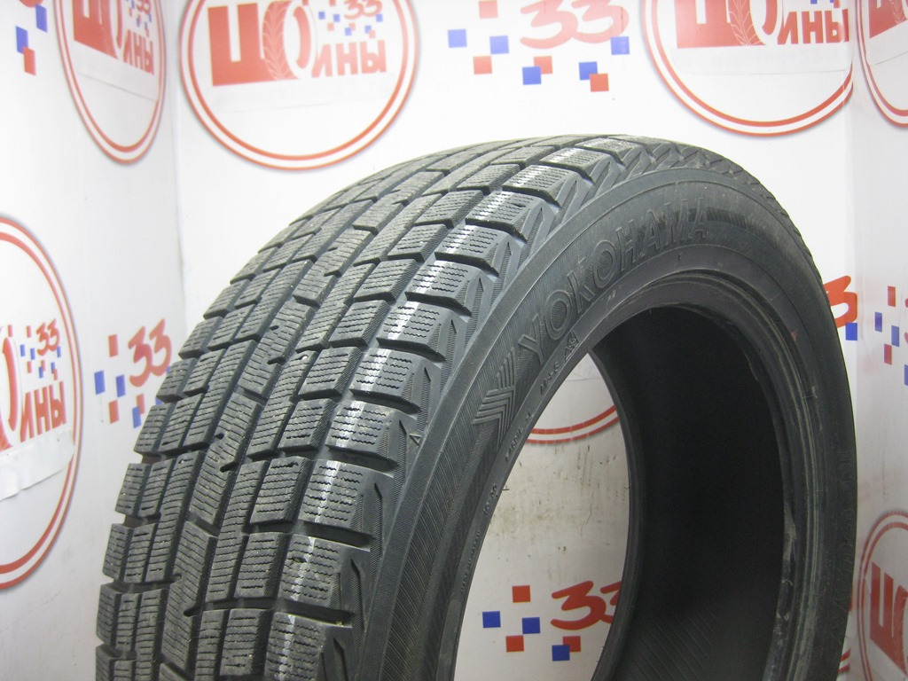 Б/У 225/55 R18 Зима YOKOHAMA Ice Guard IG-30 Кат. 3