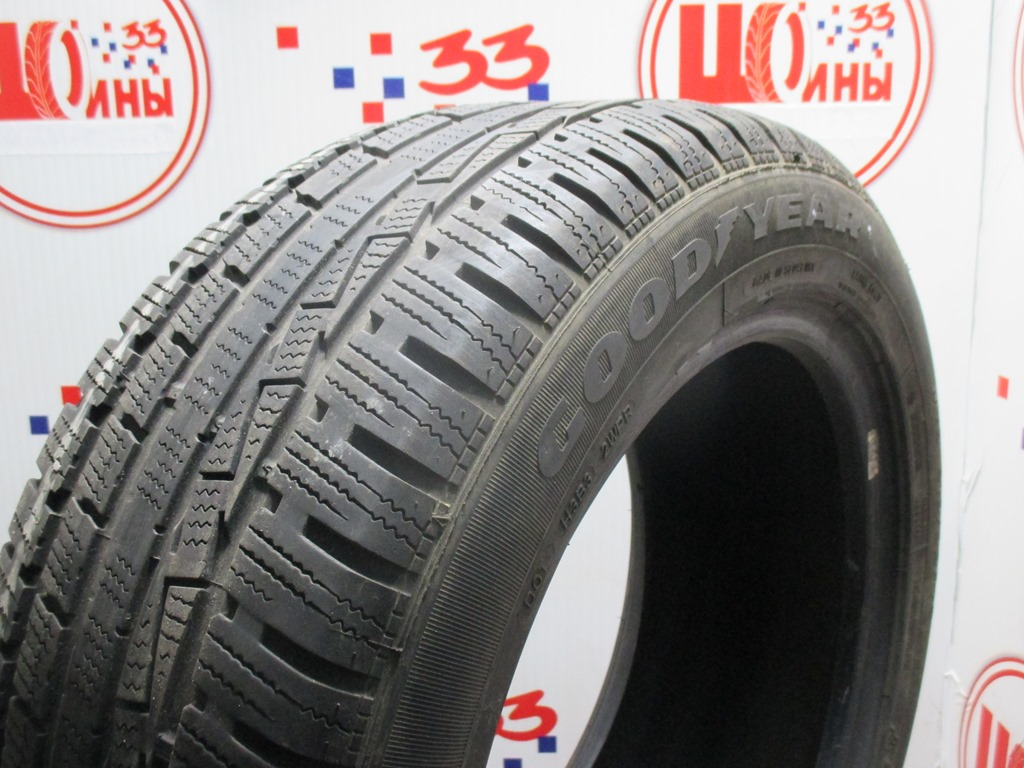 Б/У 215/55 R16 Зима GOODYEAR Ultra Grip Performance Кат. 5