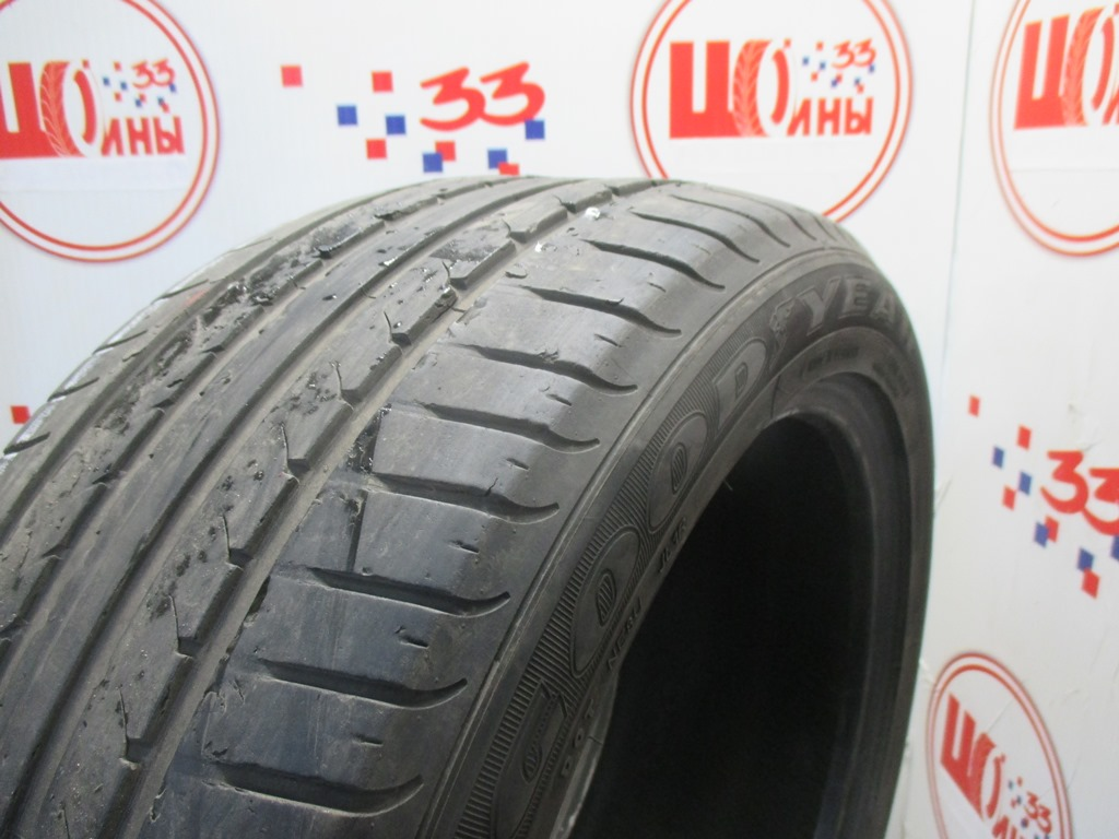 Б/У 245/45 R18 Лето GOODYEAR Efficient Grip Кат. 5