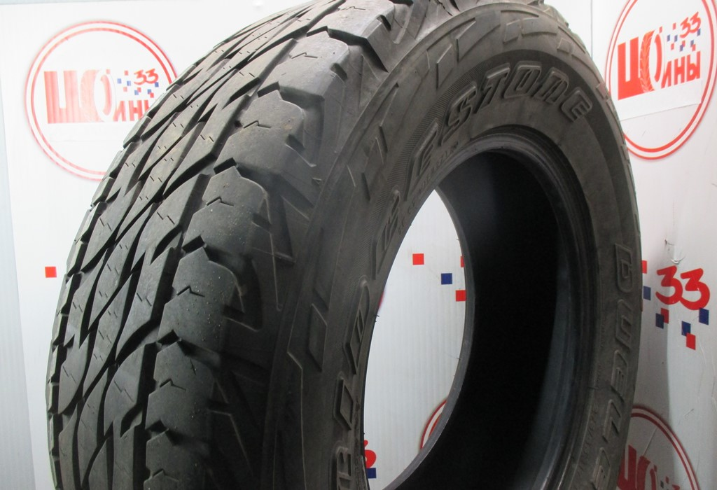 Б/У 275/65 R17 Лето BRIDGESTONE Dueler AT-694 Кат. 5